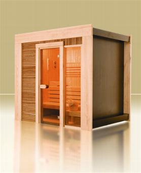Gamme prestige sauna infrarouge ou sauna traditionnel vente de sauna pri - Achat sauna traditionnel ...